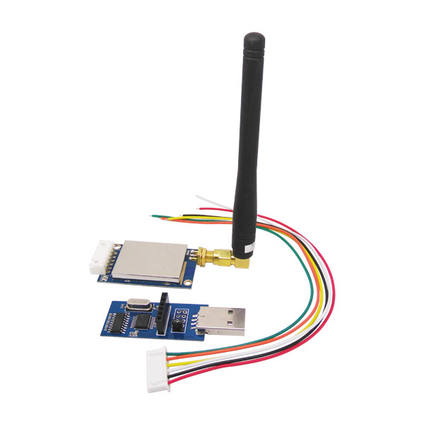 2sets / lot RS232 인터페이스 868MHz 무선 송신기 수신기 - 통신 장비 - 사진 1