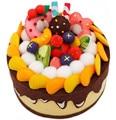 Набор для вязания войлока diy, цветной чехол для хранения тортов ручной работы для детей, подарок на день рождения, упаковка DIY