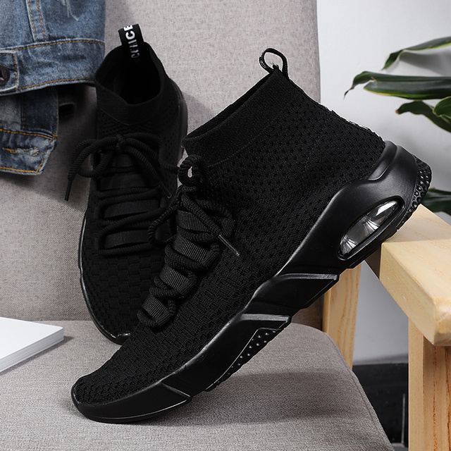 Для Мужчин's Повседневное Для мужчин s обувь Горячая Распродажа 2018 Весна Mesh обувь Для мужчин обувь модные дышащие на шнуровке свет Туфли без каблуков повседневная обувь для мужчин
