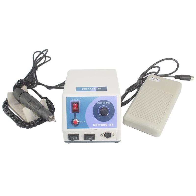 Marathon Dental Lab 35K/35000RPM Electric Micromotor N7 Polishing Handpiece dental marathon lab electric micromotor polishing unit n3 35k rpm handpiece
