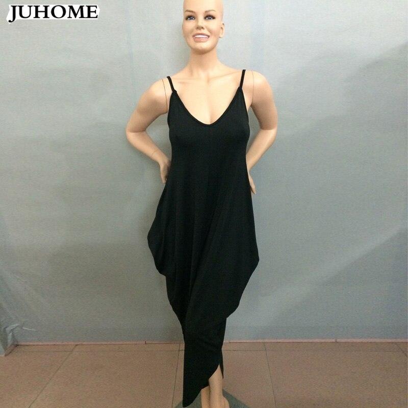 Plus madhësia pa mëngë reperët e grave gjatë xhinsit xhins të - Veshje për femra - Foto 5