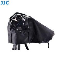 JJC DSLR Che Mưa Chống Thấm Nước Bảo Vệ Áo Mưa cho Canon EOS 1Ds Mark III/1D Mark IV/5D Mark III/7D MARK II với Ví Dụ