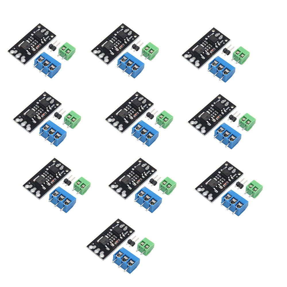 10PCS/lot FR120N Isolated MOS Field Effect Tube Module MOSFET Control 100V 9.4A FZ3521