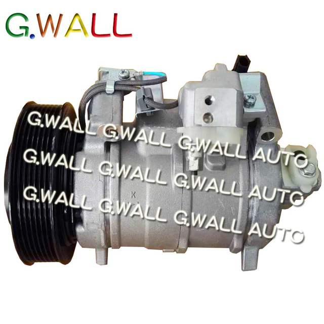 Car A/C Compressor Repair Whole Set Parts For Honda Accord 2 4 447280-0390  38810R10A01 38810R06G01 447260-6951 CMP1661