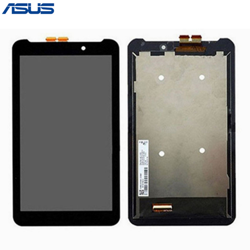 Asus ME70C Full screen Black LCD Display Touch Screen Assembly Replacement For Asus MeMO Pad 7 ME70C ME70C ME170CX LCD assembly black full lcd display touch screen digitizer replacement for asus transformer book t100h free shipping