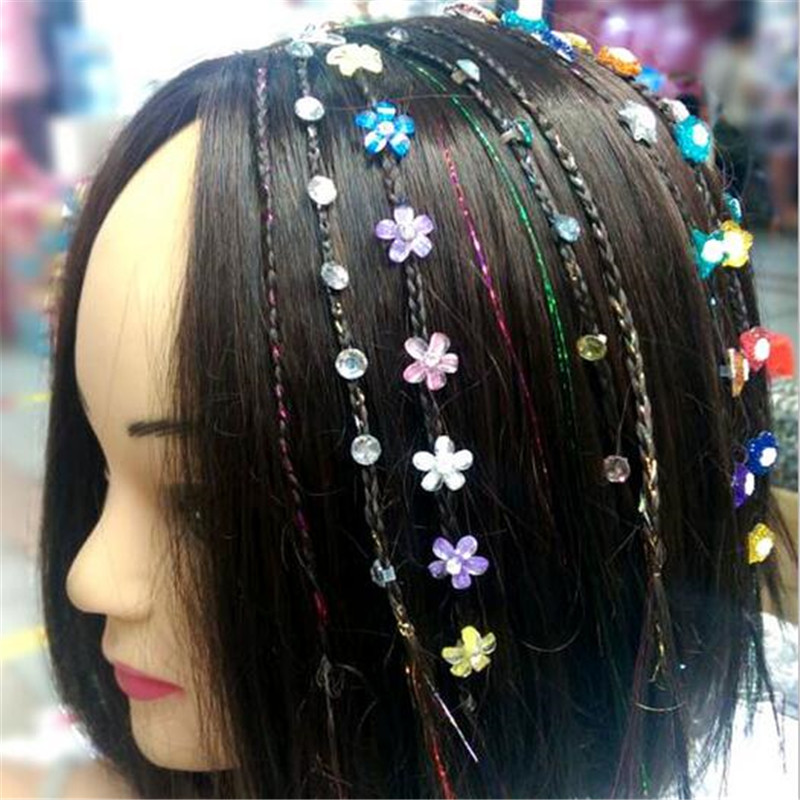 Apparel Accessories Honest Personality Tide Colorful Hairpin Headband Women Ladies Girls Beatiful Pretty Hair Clip 8 Pcs/pack 2632 Fixing Prices According To Quality Of Products