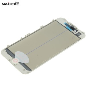Image 5 - MAIJIEKE 4 in 1 Cold Press Front Screen Outer Glass+Frame OCA+Polarizer For iPhone 8 7 6 6s plus 5 5s Screen Glass Replacement