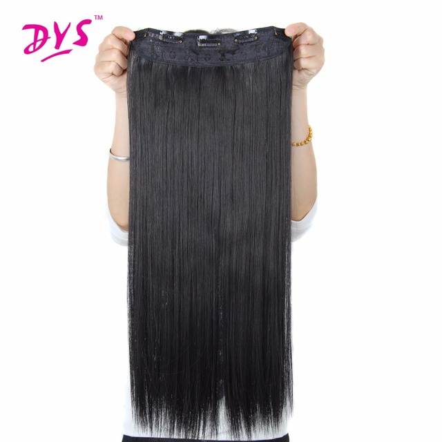 Deyngs 5 clips natural straight clip in hair extention 24inch 34 deyngs 5 clips natural straight clip in hair extention 24inch 34 full head clip pmusecretfo Choice Image