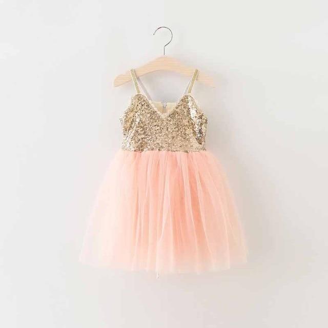 EMS DHL Geben verschiffen little girls Pink Party Prinzessin Tulle ...