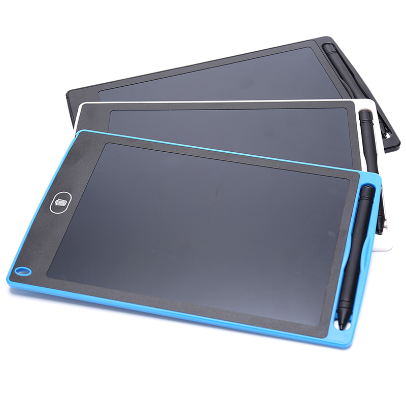 8.5 Inch Portable LCD Handwriting Board With Pen Electronic Writing Pad Drawing Tablet Notepad For Home Office цена и фото