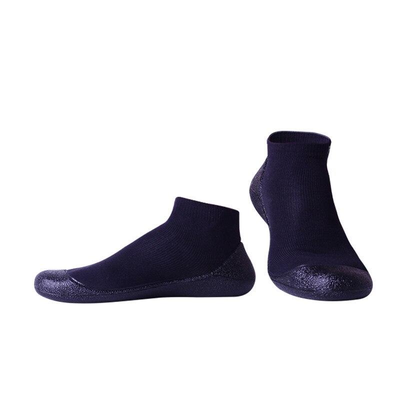 Femmes chaussettes de Fitness PU bas doux Yoga Gear Pilates porter antidérapant respirant noir chaussettes chaussure imperméable bas