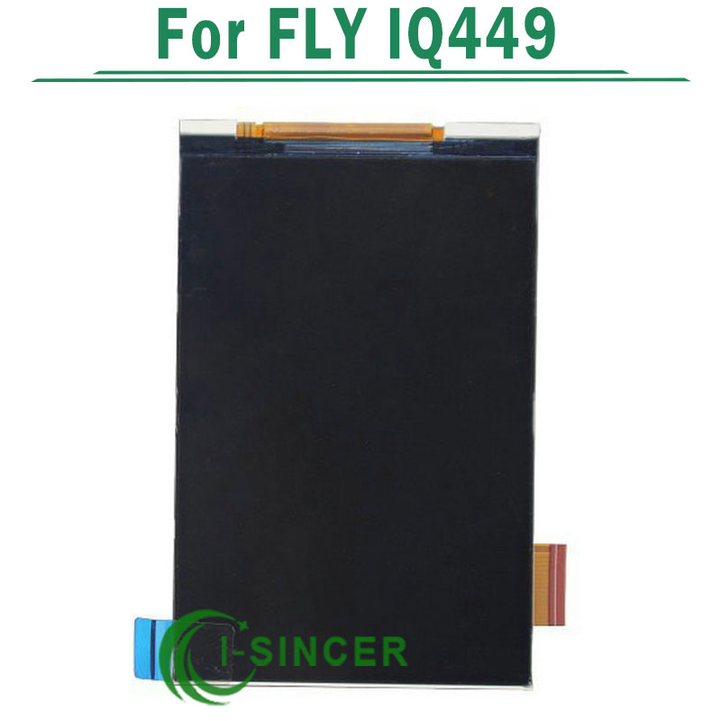 1/PCS LCD Display For Fly IQ449 LCD screen Display replacement free shipping