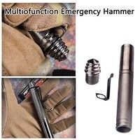 (Type D) extérieur personnel sécurité marteau Anti-loup stylo Protection pour les femmes en voiture Camping fenêtre cassée 14 cm-32 cm