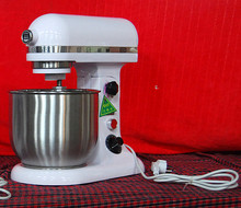7L Stainless Steel Electric Food Mixers Machine/milk blender machine