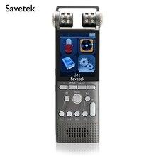 Профессиональный голосовой активации Цифровой Аудио Голос Регистраторы 8 Гб оперативной памяти, 16 Гб встроенной памяти, USB ручка, 1536 кбит/с, Hi-Fi Mp3 плеер, чтения электронных книг, Шум аннулирование