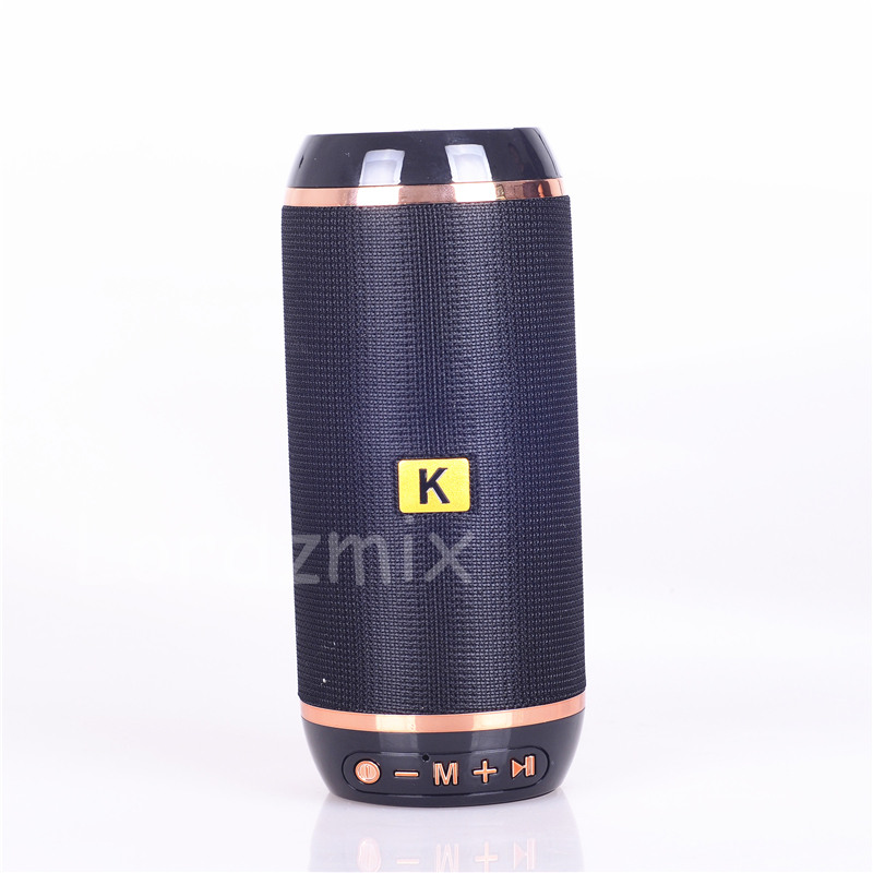 Wireless Bluetooth <font><b>Speaker</b></font> Portable bass music Box Outdoor Column <font><b>charge</b></font> mini <font><b>Speaker</b></font> loudspeaker with usb TF mp3 Player image