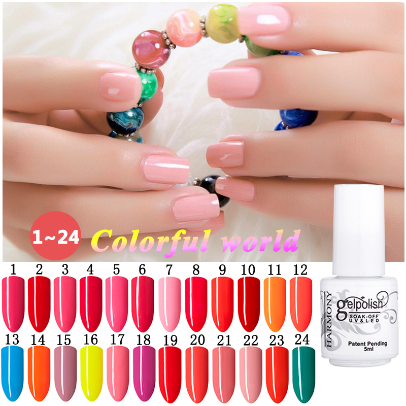 5ml gel nail polish beautiful color polish diy nail art for Diy shoes with nail polish