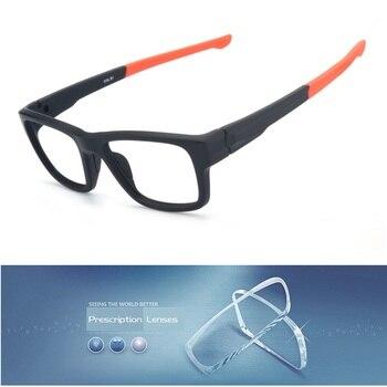 dde082bb18 Vazrobe miopía gafas de las mujeres de los hombres de deportes TR90 gafas  para receta óptico de la lente de 1,56, 1,61 de 1,67 fotosensibles UV400  hombre