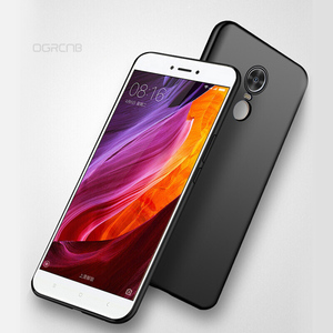 Image 5 - Luksusowy matowy miękki futerał silikonowy do Xiaomi Redmi Note 4X etui na Xiaomi Redmi Note 4X Note4 4 globalna wersja etui na telefon