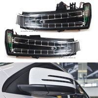 Car Side Turn Signal light for Mercedes W204 W212 W221 C200 Mirror Direction Light Benz LED Signals Indicator Blinker Lamp free