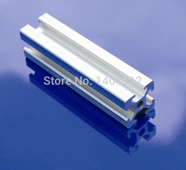 Aluminum Profile Aluminum Extrusion Profile 2020 20*20 commonly used in assembling device frame, table and display stand