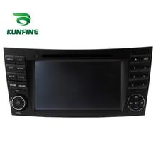 Quad Core 1024*600 Android 5.1 Voiture DVD GPS Navigation Lecteur Stéréo de voiture pour Benz Classe E W211 2002-2008 Radio 3G Wifi Bluetooth