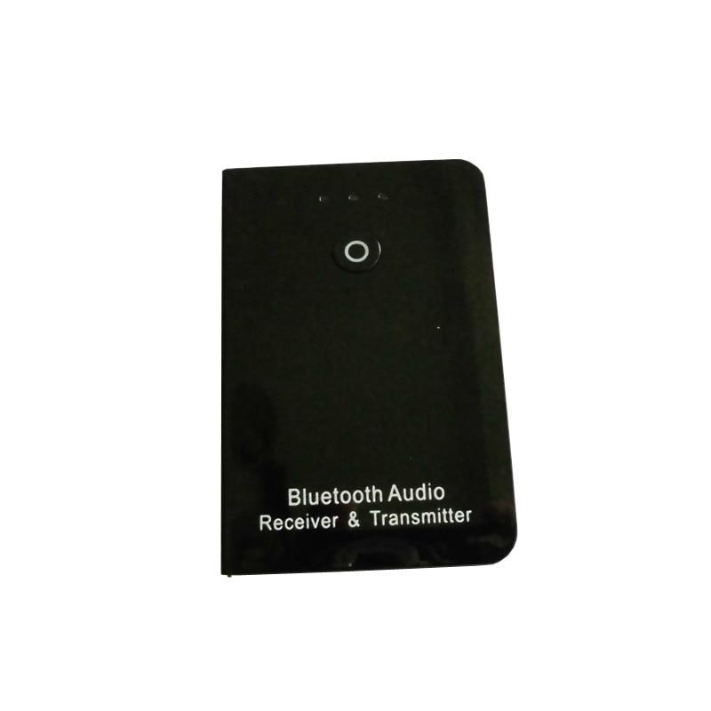 Edr Für Iphone Telefon Tablet Pc Mp3 Lautsprecher Clear-Cut-Textur Unterhaltungselektronik 3,5mm 2 In 1 Wireless Bluetooth Musik Sender & Empfänger A2dp Audio Adapter V2.1