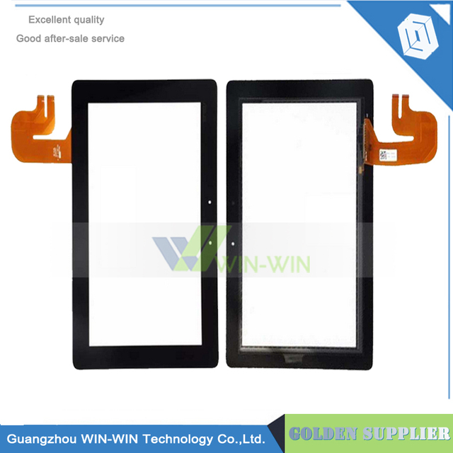 For ASUS Eee Pad Transformer Prime TF201 V1.0 Touch Screen Panel Digitizer Glass Lens Repair Parts Replacement With Track No.