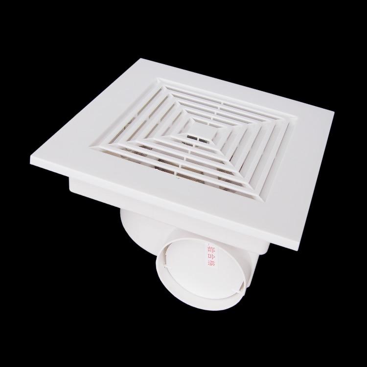 Plastic ventilation fan for ceiling bathroom fan living room fan Pipe exhaust fan 8 ebmpapst ventilation fan r2e225 bd92 09 centrifugal ventilation fan drum fan
