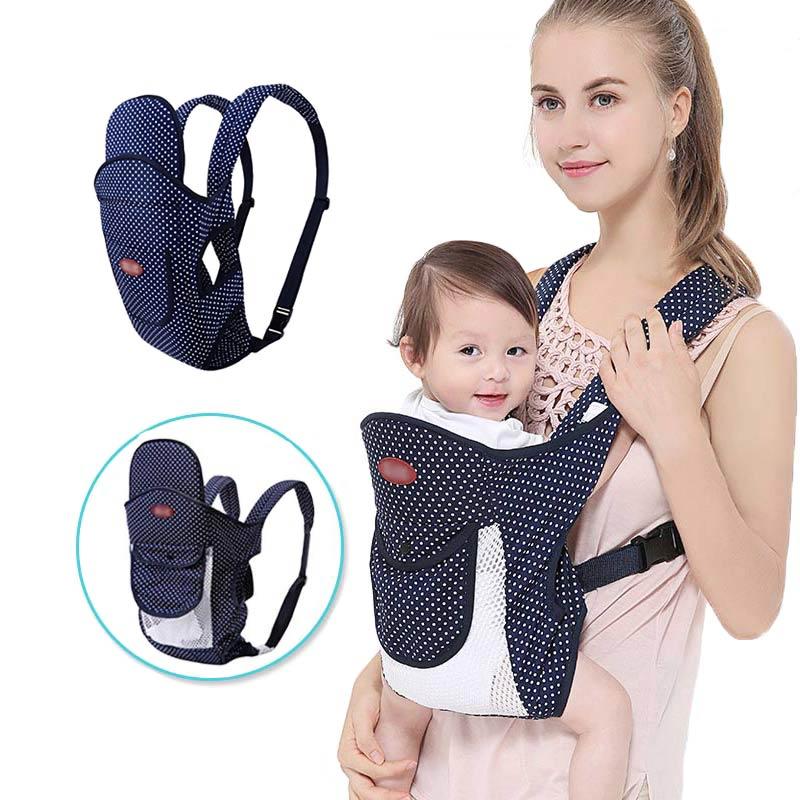 Multifuncțional 4 în 1 Baby Carrier Face față Ergonomic Baby - Activitățile și echipamentul copiilor