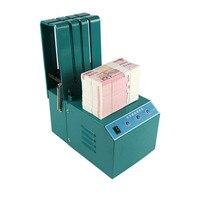 Alta qualidade 168 Banco de Espiral Vinculativo Máquina Elétrica Pequena Máquina de Cintar Banknote Binder Que Empacota A Máquina|Encadernadora| |  -