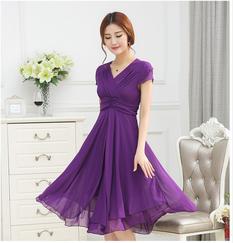 Popular Purple Beach Dresses-Buy Cheap Purple Beach Dresses lots ...
