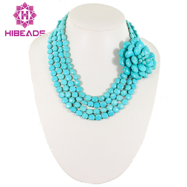 collier perle fantaisie femme
