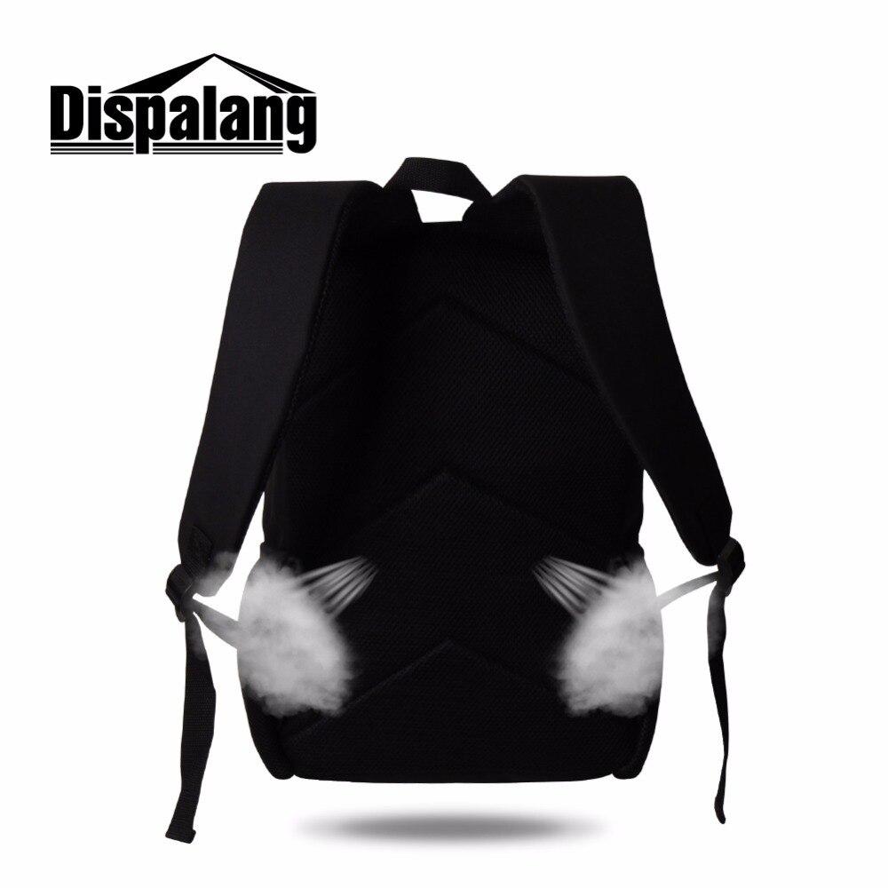 Dispalang хороший рюкзак для мальчиков свободного покроя принт звёздное небо узор на рюкзаки детские Bookbag средней школы для студенток