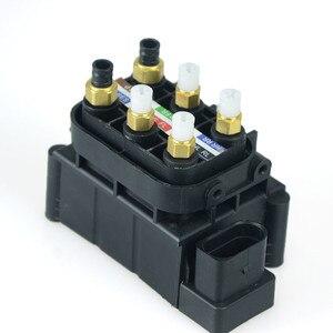 Image 5 - Für A6 AUDI A6/AVANT A7 AUDI A7 SPORTBACK 2011 2014 Luftfederung Magnetventil Block 7L8616007A 4H0616013
