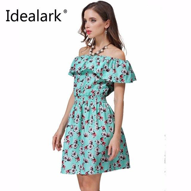 2017 новые модные весенние летние халат женская одежда Цветочный Макси с печатным рисунком повседневные шифоновые платья vestidos Mujer WC0472-3