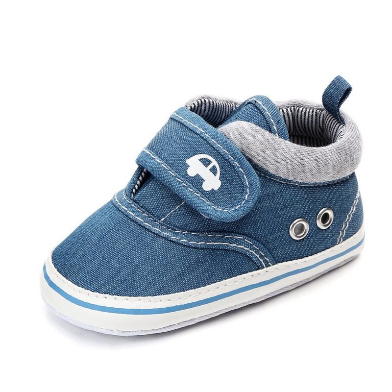 Casual Baby Boys Girls Shoes Classic Infant Toddler Newborn Baby Fashion First Walkers Sports Sneakers Shoes Prewalkers