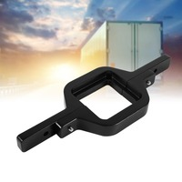 Tow Hitch Light Mounting Bracket For Dual LED Backup Reverse Lights Off Road Truck Tow Hitch