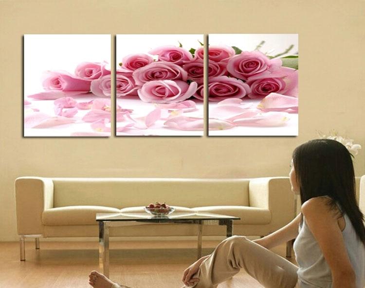 Pittura camera da letto for Trittico per camera da letto