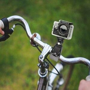 Image 4 - אופני אופניים אופנוע כידון עבור Garmin Virb 360 X Ultra 30 קודאק 4KVR360 SP360 4K SPZ1 SP1 WP1 אולימפוס קשה TG Tracker