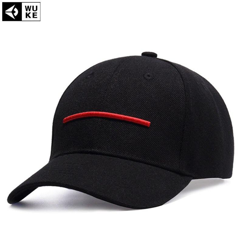 Prix pour [Wuke] 2017 marque casquette de baseball hommes snapback hip hop baseball chapeau pour hommes soleil chapeau z-5277