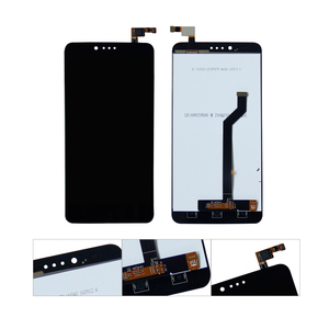 For ZTE ZMax Pro Z981 Lcd Display+Touch Glass Digitizer Assembly Free Tools Replacement