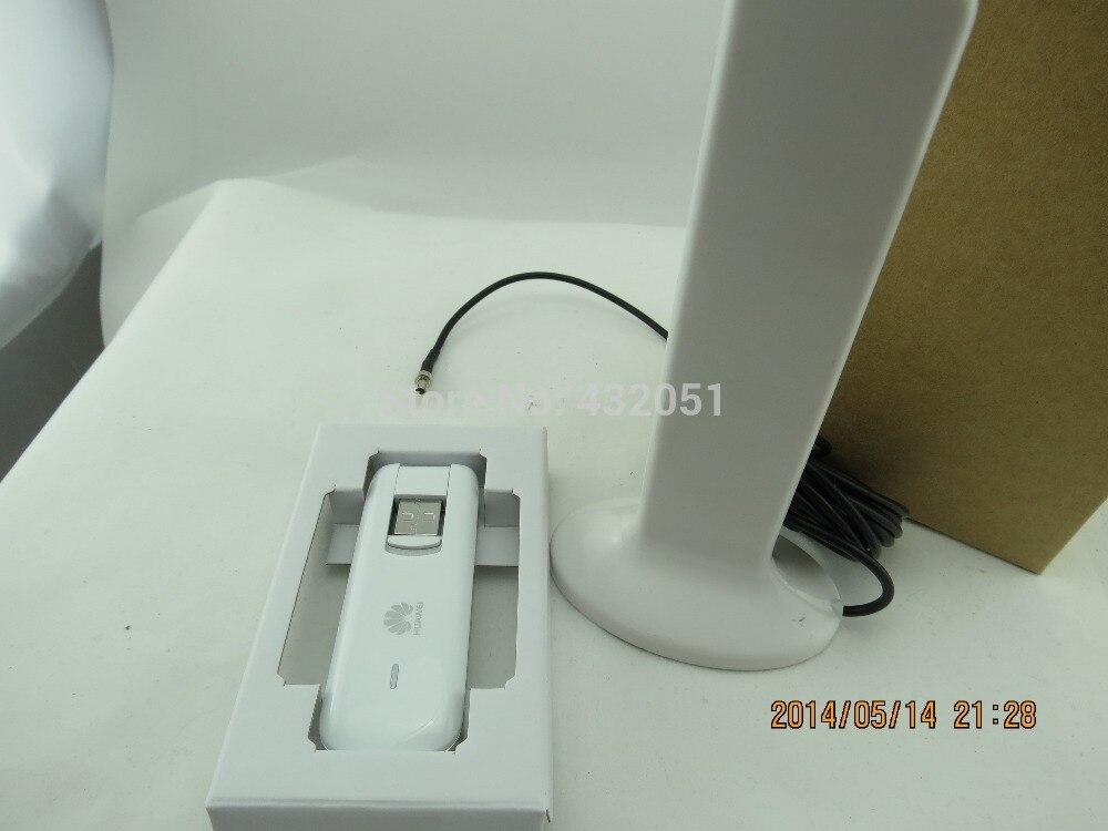 Livraison gratuite + antenne externe TS + nouveau modem débloqué Huawei E3276 LTE 4G 3G