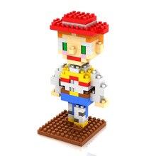 LOZ 9130 Toy Story Series  Trish Educational Diamond Bricks Minifigures Building Block Minifigure Toys Gift