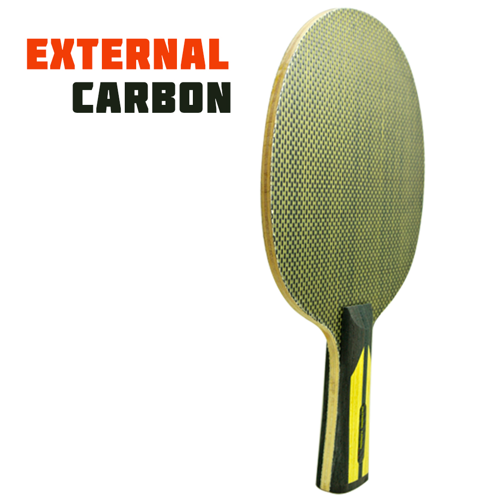 XVT Professional EXTERNAL CARBON ZLC OFF++ Table Tennis ...