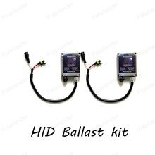 35W Car Motorcycle Electronic Control Gear HID Xenon Digital Conversion Ballast Kit for H1 H3 H4-1 H7 H11 H13