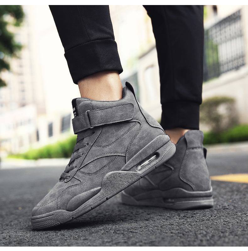 Men Shoes 2018 New Mens Running Shoes  High Top Sneakers Sport Male Athletic Outdoor Jogging Shoes Zapatillas Hombre Deportiva (9)