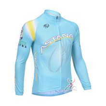 sport jerseys 2016 astana team pro Cycling Jersey blue Bike jackets Bicycle Ropa Maillot Ciclismo Mtb Clothing cycling Clothes
