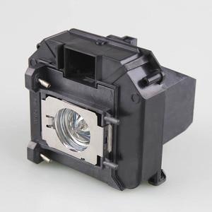 Image 1 - V13H010L68 ELPL68 מנורה עם דיור עבור EPSON EH TW5900 EH TW6000 EH TW6000W EH TW5910 EH TW6100 TW100W