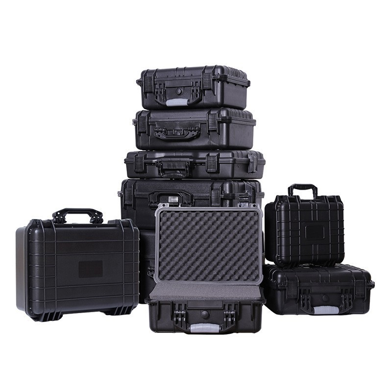 1 Pcs Protective Safety Box Toolbox Moisture-proof Box Waterproof Box Equipment Instrument Box Shockproof Sponge